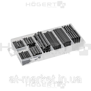 Набор термоусадочных трубок, 127 шт. HOEGERT HT8G501