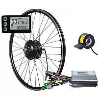 Електровелонабор MXUS XF07F 36В 350Вт + дисплей SW866 + АКБ 9Аг (в сумці)