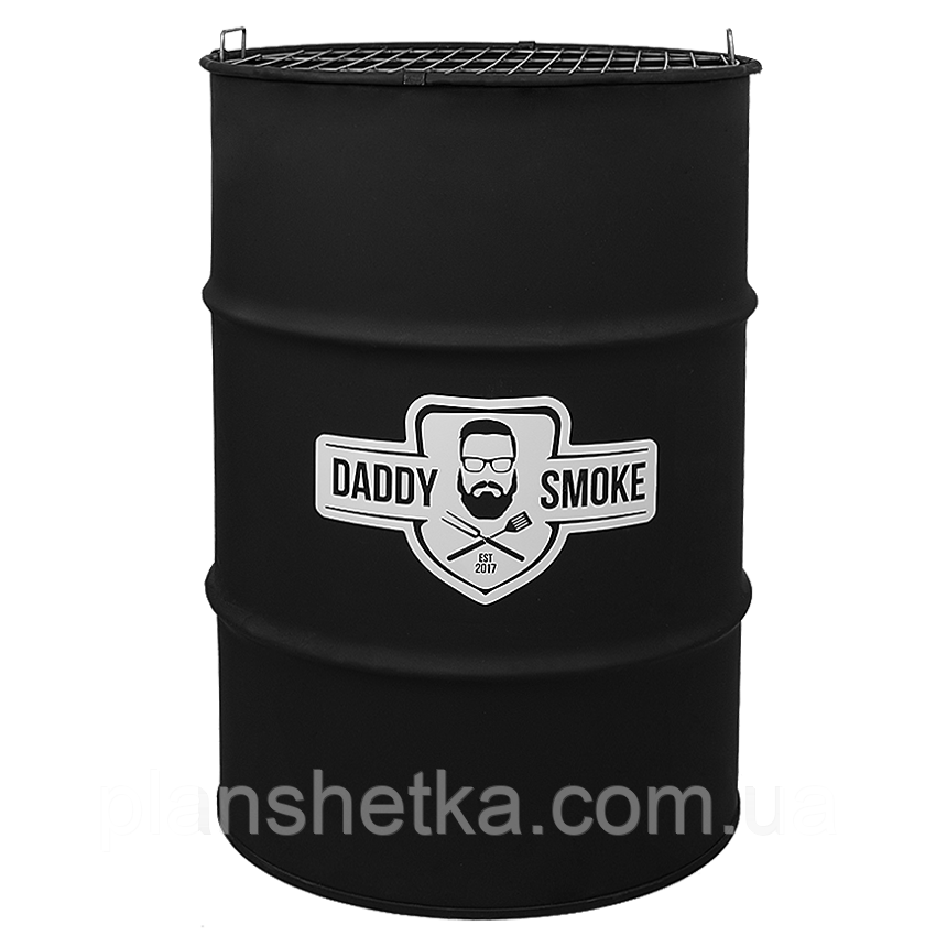 Гриль бочка Daddy Smoke