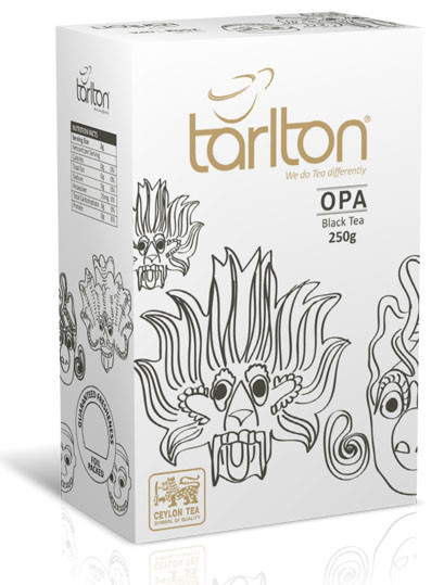Чай чёрный Tarlton Opa 100 г.