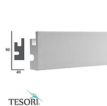 Молдинг TesoriKD 301 (1.15м), Светодиодные системы непрямого освещения из пенополистирола.