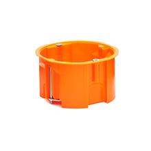 Коробка монтажна поліпропілен 650°С самозатух д/гіпсокарт набірна з шуруп SMARTBOX OHC60Fs