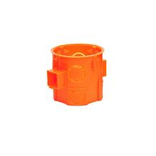 Коробка монтажная бетон/кирпич наборная глубокая без шурупов полипропилен 650°С самозатухающая SMARTBOX OC60FD