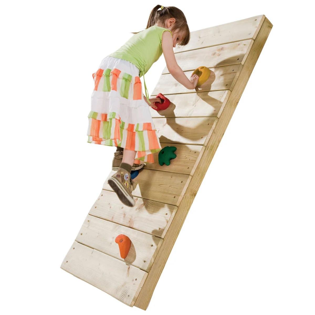 Набор зацепов для детского скалодрома 5 штук размер L  (Скалодром детский большой)