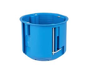Коробка монтажная для гипсокартона наборная глубокая с шурупами полимид 960°С не горючая SIMET PV60D