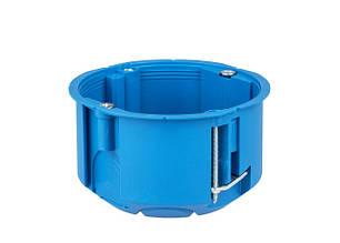 Коробка монтажная для гипсокартона наборная с шурупами полимид 960°С не горючая SIMET PV60K
