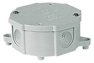 Коробка розподільча 85х85х40 IP44 з клемником 4х2,5мм SIMET PH