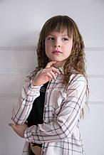 Дитяча сорочка для дівчинки TIFFOSI Португалія 10021571 Рожевий