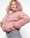 Демисезонная женская куртка ТМ X-Woyz 8892 Размеры 42- 48, фото 5