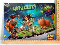 Деревянная игрушка Рамка-вкладыш D 0236 ( 4 вида)