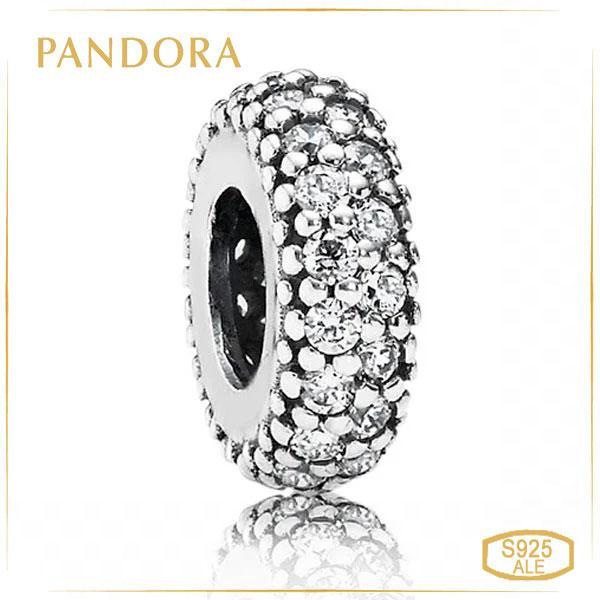 Пандора Роздільник «Блискаюче Pave» Pandora 791359CZ