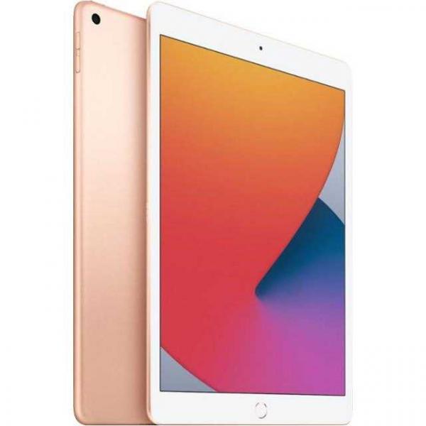 "Планшет Apple iPad 2020 10.2"" 32Gb Wi-Fi Gold (MYLC2)"