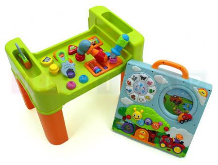 Детский игровой развивающий центр 6 в 1, фото 2