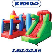 Надувной батут игровой центр для детей KIDIGO Citadel
