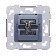 Механізм вимикача 1-кл. сходового, Siemens Iris, 16AX, 250V, з LED підсвіткою