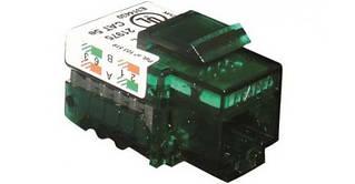 Коннектор для розетки компьютерной EFAPEL LOGUS90 RJ45 cat.5e