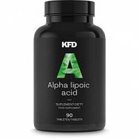 Жиросжигатель - KFD Alpha lipoic acid 60 mg / 90 tab