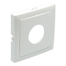 Центральная панель датчика движения EFAPEL LOGUS90 металлик лёд 90401 TGE