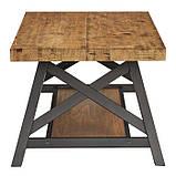 """Журнальний столик GoodsMetall в стилі Лофт 1200х580х450 """"Creedence"""", фото 4"""