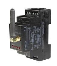 Приймач для ролет 2-канальний модульний на DIN-рейку, SRM-22