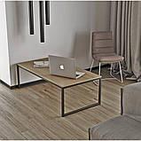 Журнальный, кофейный столик GoodsMetall в стиле Лофт 1200х600х420 ЖС464, фото 2
