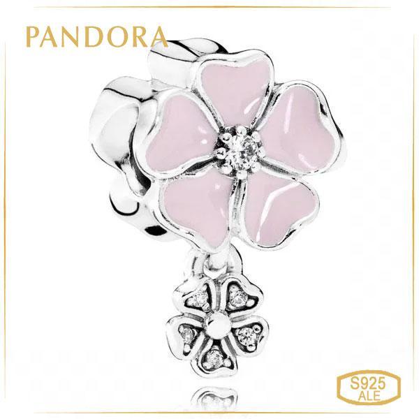 Пандора Шарм-підвіска Квіткове настрій Pandora 791827EN40