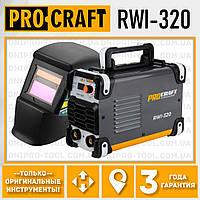 Зварювальний інвертор Procraft Industrial RWI-320