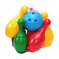 """Іграшка пластм. """"Набір для гри в боулінг"""" 2780"""