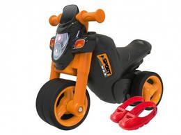 0056361 Мотоцикл для катання малюка Спортивний стиль зі звук. ефектом, з зах. нас., 18міс.+