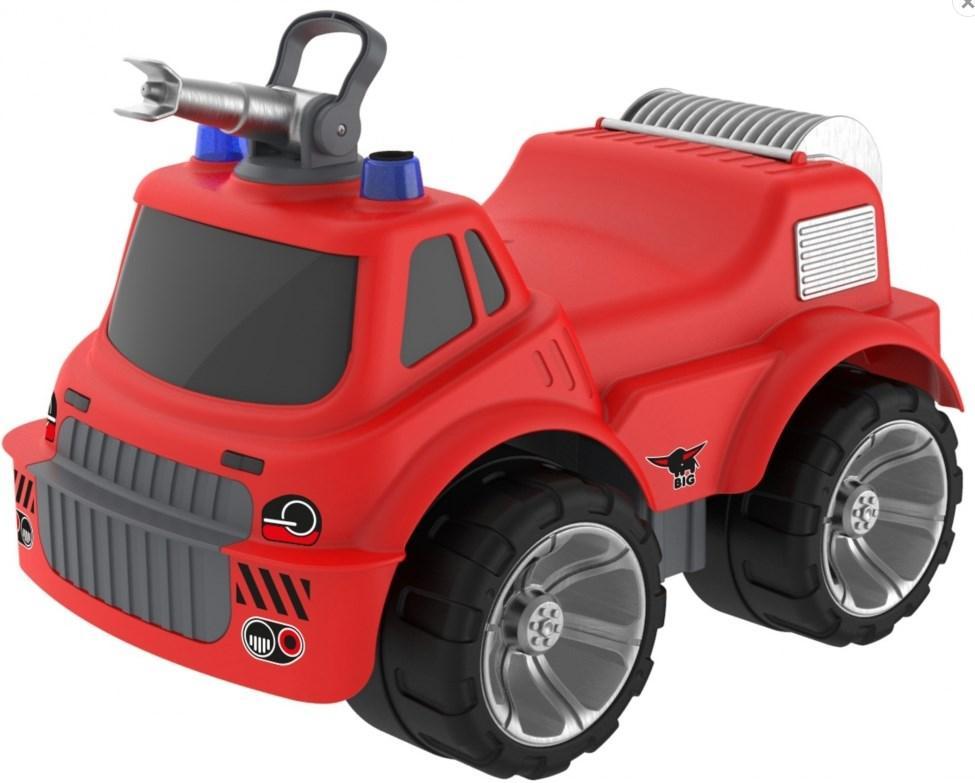 Толокар пожарная машина с водным эффектом, BIG