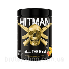 Swedish Supplements Hitman Kill The Gym (500g)