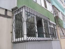 Решётки на балкон «Стандарт» (квадрат 12)