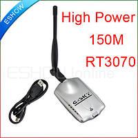 Усилитель WiFi сигнала Gsky GS-27USB-50 (2000mW, RT3070)