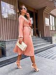 Женское платье на запах шелковое (в расцветках), фото 9