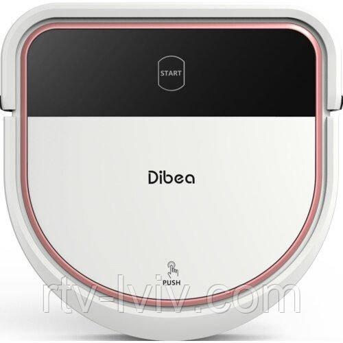 Пилосос автоматичний  (робот) Dibea D500 PRO