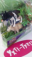 Набор игрушечных фигурок домашних животных 506001