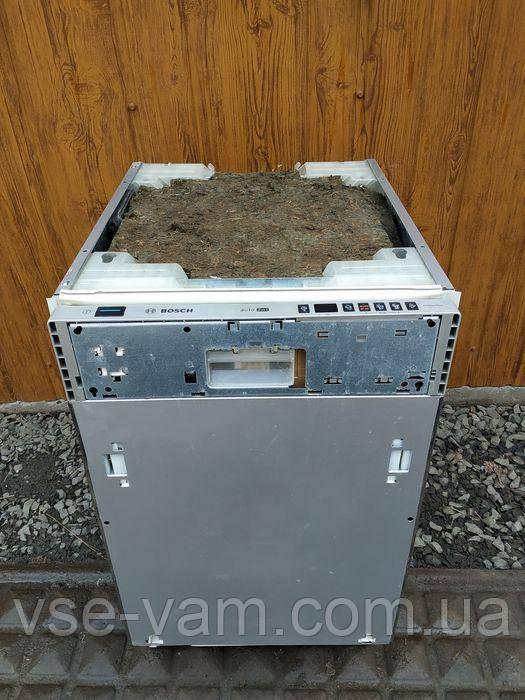 Вузька повністювбудовувана посудомийна машина Bosch/45см/Germany/