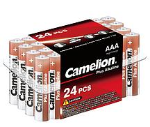 Батарейки Camelion LR03-PB24 Plus Alkaline (Plastic Box) 1x24 шт AAA