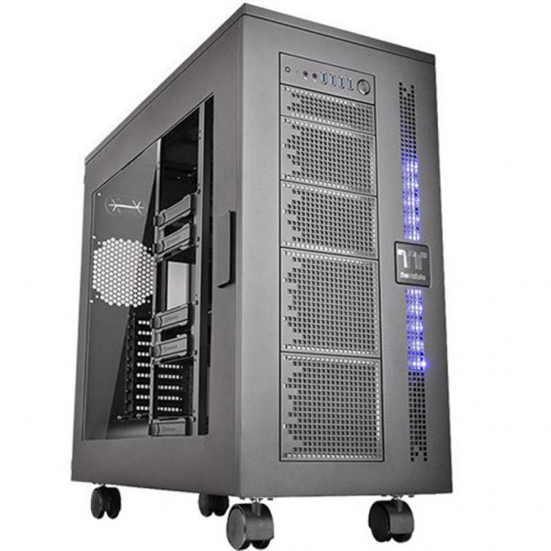 Корпус ThermalTake Core W100 Black (CA-1F2-00F1WN-00)
