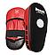 Лапы боксёрские кожа, красные BOXER, фото 2