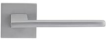 Ручки дверні RDA Twin брашированний матовий хром