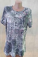 Жіноча блуза, 52 рр, № 132426
