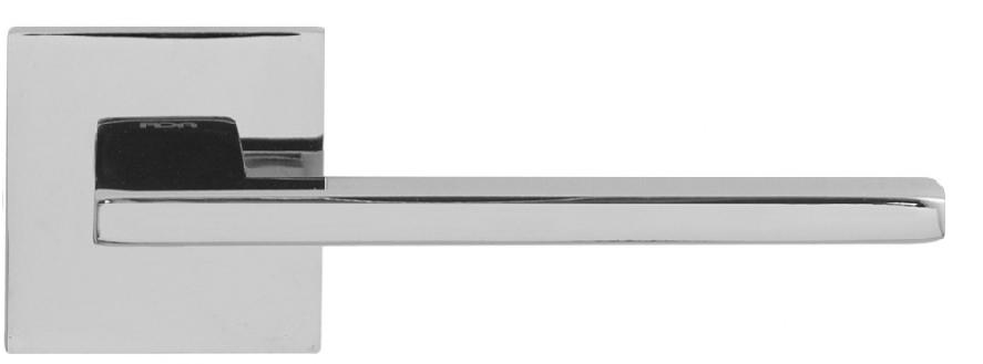 Дверні ручки RDA Twin хром