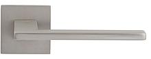 Ручки дверні RDA Twin брашированний матовий нікель