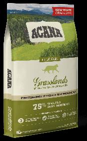 Сухий корм для кішок і кошенят Акана Acana GRASSLANDS Cat з ягням і качкою 5,4 кг