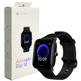 Смарт-часы Amazfit Bip U Black (A2017)