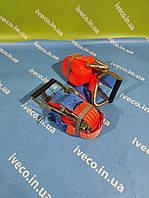 Ремень стяжной 100% полиэстер 6м, 2т, трещетка 230мм, крючек 10мм  33100CNT