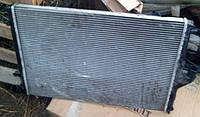 Радиатор охлаждения Renault Logan,Рено Сандеро , фото 1
