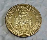 Соверен золотой 1489г Генрих VII  изготовлена из бронзы №563 копия