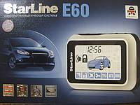 Диалоговая автосигнализация Starline E60 (Старлайн)